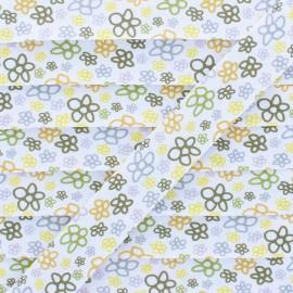 Biais Coton Florina 20 mm - A