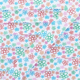 20 mm Cotton Bias Binding - B Florina x 1m