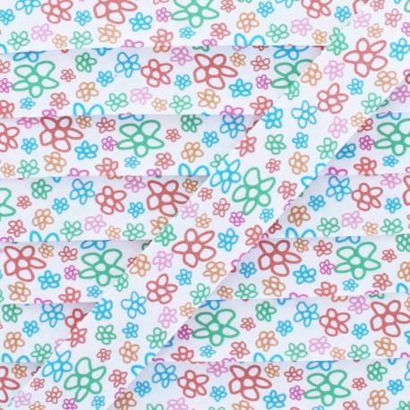20 mm Cotton Bias Binding - B Florina x 1m