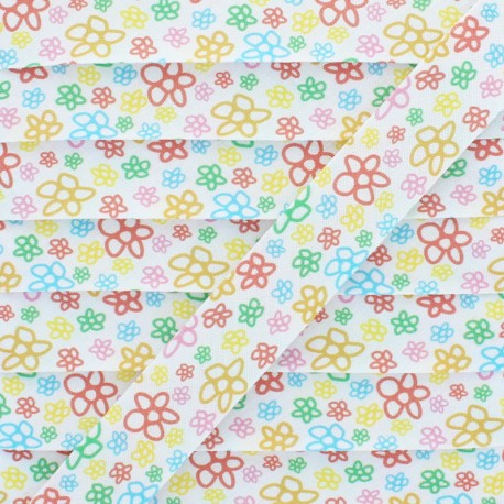 20 mm Cotton Bias Binding - D Florina x 1m