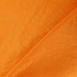 Taffeta Fabric - Orange x 10cm