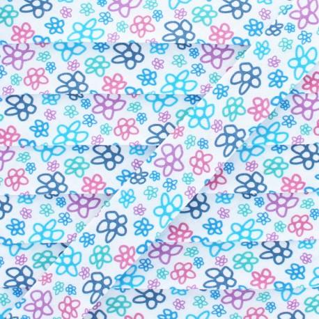 20 mm Cotton Bias Binding - F Florina x 1m