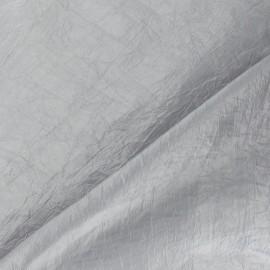 Taffetas uni gris perle x 10cm