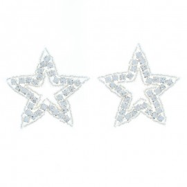 Hotfix Iron On Rhinestone - Star Orient Jewel