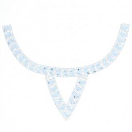Hotfix Collar Jewel - Dancing Queen