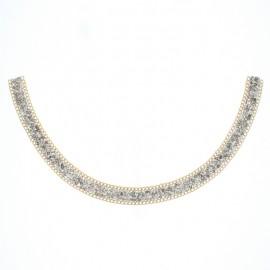 Hotfix Collar Jewel - Glamorous Rock