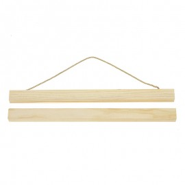 Rico Design Wooden Poster Frame - Natural