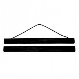 Porte-Poster Magnétique A4 Rico Design - Noir