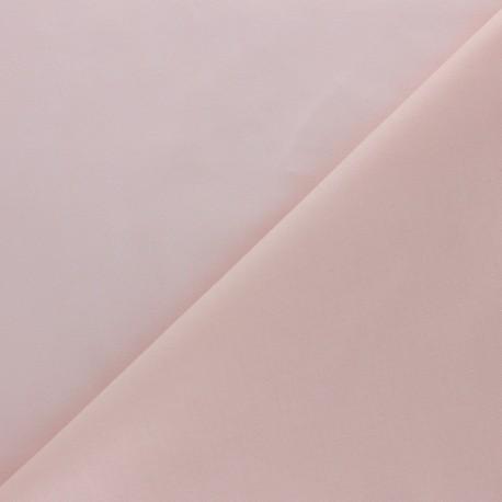 Tissu voile de coton uni Bianca - blanc x 10cm