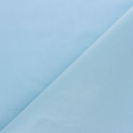 Cotton Voile Fabric - sky blue Bianca x 10cm