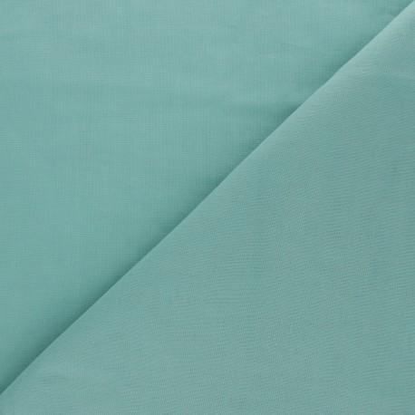 Cotton Voile Fabric - sauge green Bianca x 10cm