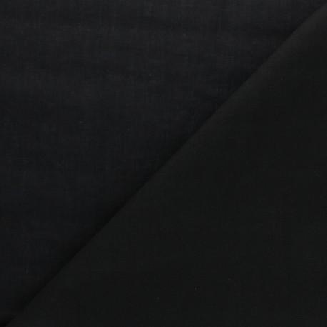 Cotton Voile Fabric - mustard yellow Bianca x 10cm