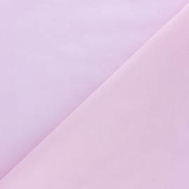 Cotton Voile Fabric - pink Bianca x 10cm