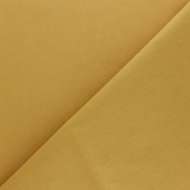Extra wide cotton fabric (280 cm) - Turmeric Yellow Reverie  x 10cm
