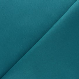 Tissu coton uni Reverie grande largeur (280 cm) - bleu canard x 10cm