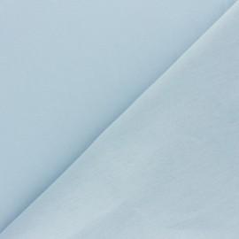 Tissu coton uni Reverie grande largeur (280 cm) - bleu glacier x 10cm