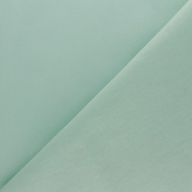 Extra wide cotton fabric (280 cm) - almond green x 10cm