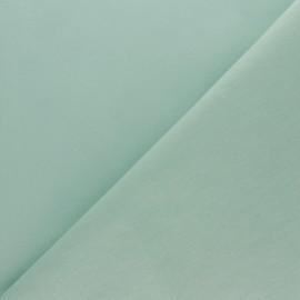 Extra wide cotton fabric (280 cm) - almond green x 10cm
