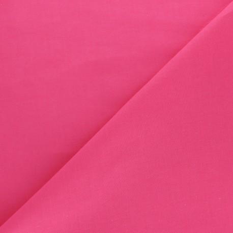Cotton Voile Fabric - pink Bianca x 10cm
