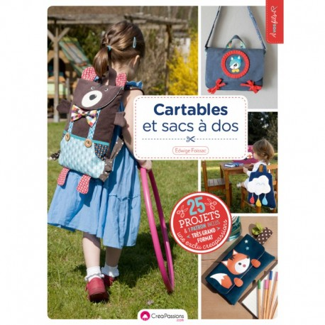 "Book ""Cartables et sacs à dos"""