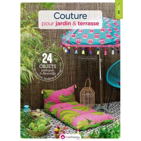 """Livre """"Couture pour jardins et terrasses"""""""