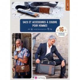 """Livre """"Sacs et accessoires à coudre pour hommes"""""""
