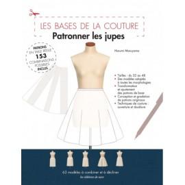 """Livre """"Patronner les jupes - Les bases de la couture"""""""