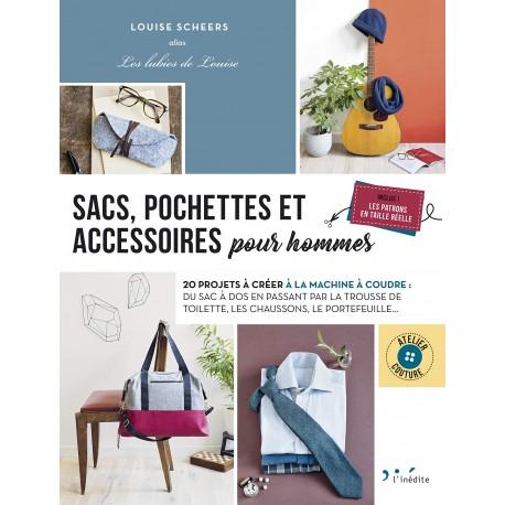 """Livre """"Sacs, pochettes et accessoires pour hommes"""""""