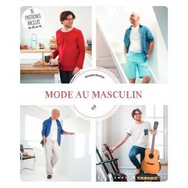 """Livre """"Mode au masculin"""""""