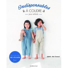 """Livre """"Indispensables à coudre pour enfants"""""""