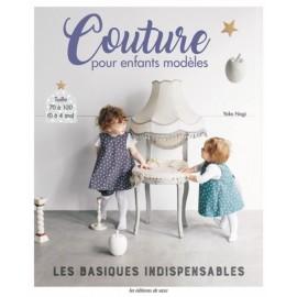 """Livre """"Couture pour enfants modèles"""""""