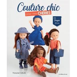 """Livre """"Couture chic pour mes chéries"""""""