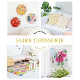 "Book ""Faire tapisserie"""