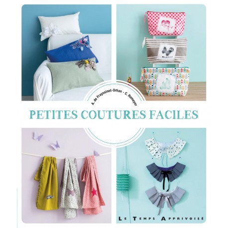 "Book ""Petites coutures faciles"""