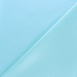 Tissu PUL Oeko-tex - bleu ciel x 10cm