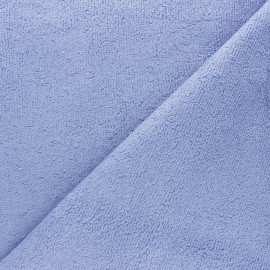 Sponge Zorb fabric - Lavender Baby bamboo x10cm