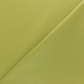 Oeko-tex PUL fabric - lime green x 10cm