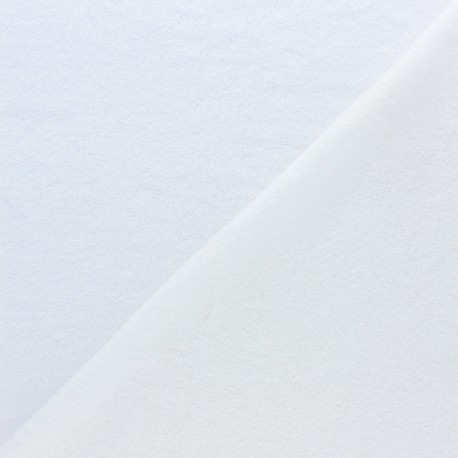 Double sided Tencel Micro-sponge fabric - raw x 10cm