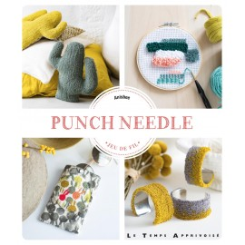 "Book ""Punch Neede - Jeu de fil"""