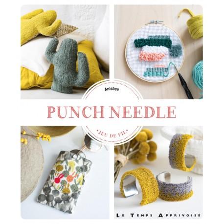 """Book """"Punch Neede - Jeu de fil"""""""