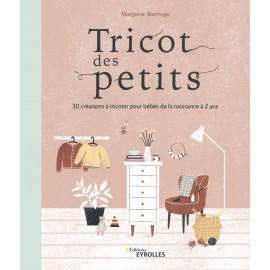 """Book """"Tricot des petits"""""""