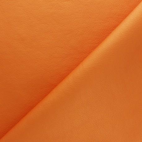 Tissu Simili cuir souple Louxor - vert paon x 10cm