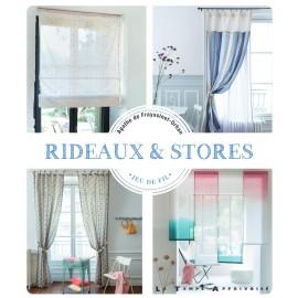 """Livre """"Rideaux et Stores"""""""
