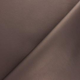 Tissu Simili cuir souple Louxor - Bronze x 10cm