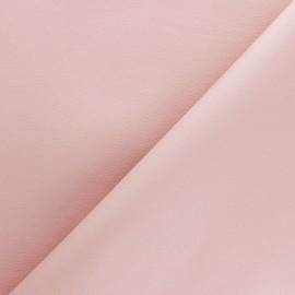 Tissu Simili cuir souple Louxor - marron glacé x 10cm