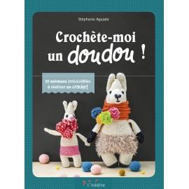"""Book """"Crochète-moi un doudou"""""""