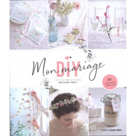 "Book ""Mon DIY mariage"""