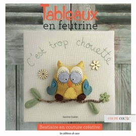 "Book ""Tableaux en feutrine"""