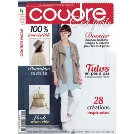 Magazine Coudre c'est facile - N°54