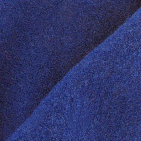 Laine bouillie bleu saphir x 10cm